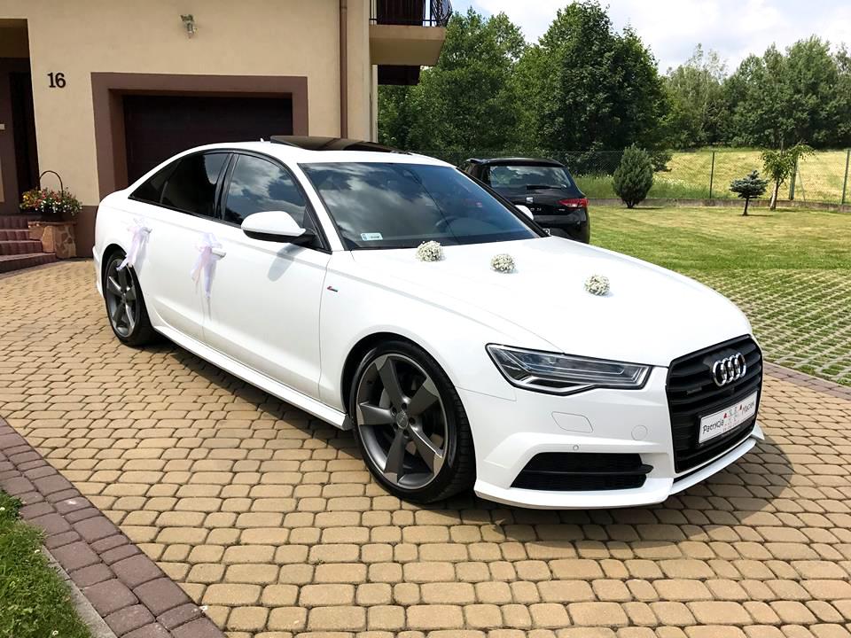 Cudowna Audi na ślub MQ18